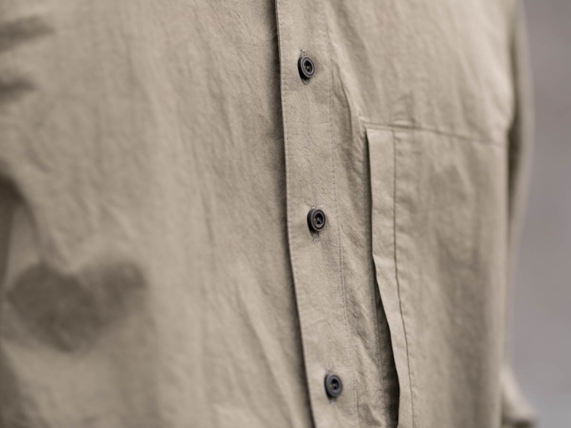 フランクリーダーのデッドストックボタンの画像