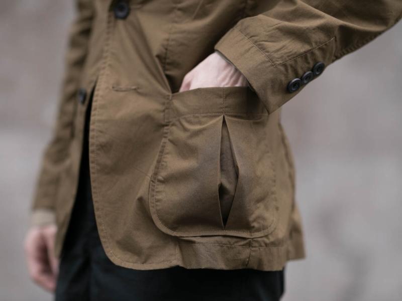 tapia los angelesのジャケットのポケット画像
