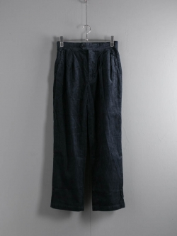 ENGINEERED GARMENTS | EMERSON PANT – 8W CORDUROY Navy エマーソンパンツの商品画像