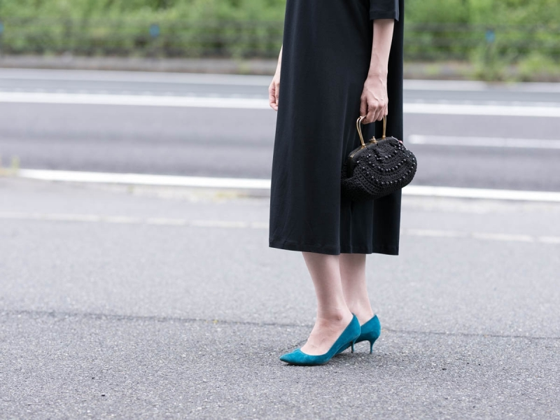 ABOUT the Sensology of WearのCOMFORT7 Dressのブラック