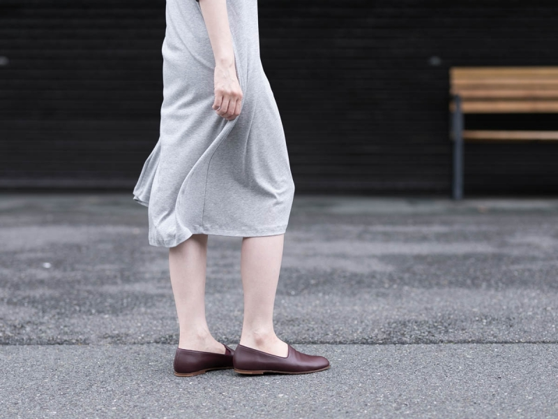 ABOUT the Sensology of WearのCOMFORT7 Dressのグレー