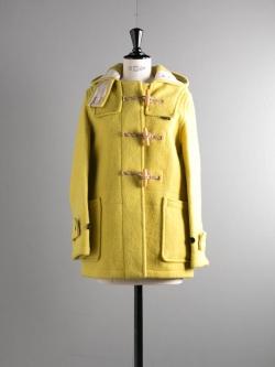 GLOVERALL | MID LENGTH MONTY COAT 456552X Yellow ミドル丈ダッフルコート モンティの商品画像