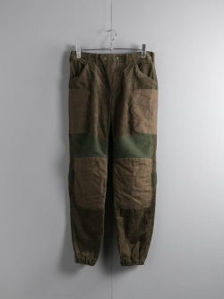 ENGINEERED GARMENTS | MOTO PANT – 8W CORDUROY Olive モトパンツの商品画像