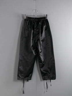 ENGINEERED GARMENTS × FWK by ENGINEERED GARMENTS | BALLOON PANT – PC KASHA Black バルーンパンツの商品画像