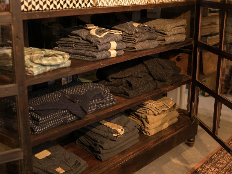 RRLのシャツ・カットソー・ニット・パンツ