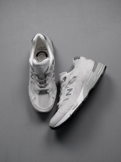 NEW BALANCE | W991POW Off White 【MADE IN ENGLAND】の商品画像
