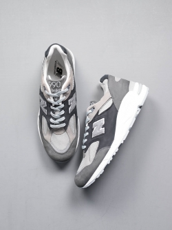 NEW BALANCE | M990XG2 Grey 【MADE IN USA】の商品画像