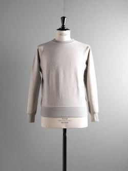 FilMelange | ANDY Melange 空紡裏起毛スウェットシャツの商品画像