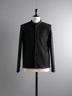 FRANK LEDER | DEUTSCHLEDER NEHRU JACKET 99 ジャーマンレザーマオカラージャケットの商品画像