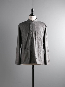 ENGINEERED GARMENTS | DAYTON SHIRT – BRUSHED HB Grey デイトンシャツ