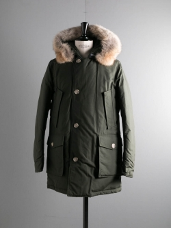 ARCTIC PARKA DF Rosin Green
