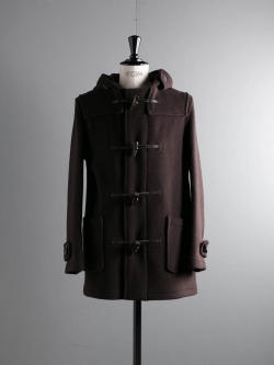 MID LENGTH DUFFLE COAT 3251DC Brown