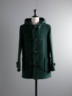 MID LENGTH DUFFLE COAT 3251DC Green