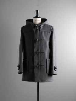MID LENGTH DUFFLE COAT 3251DC Grey