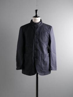 ENGINEERED GARMENTS | GRIM JACKET – COTTON DOUBLE CLOTH Dk. Navy グリムジャケットの商品画像