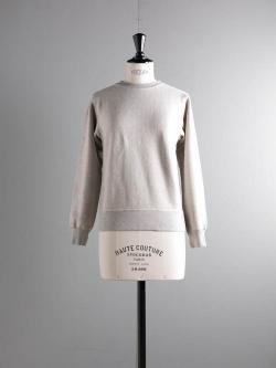FilMelange | ANDY GL Melange 空紡裏起毛スウェットシャツの商品画像