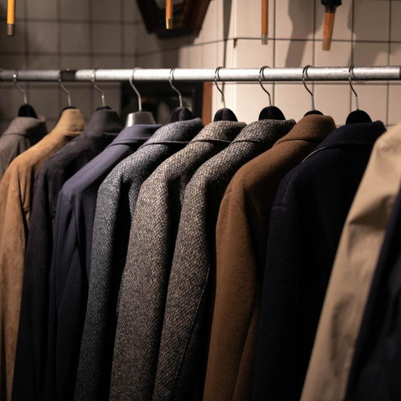 moorer(ムーレー)の別ラインのcoats milanoのウールコート