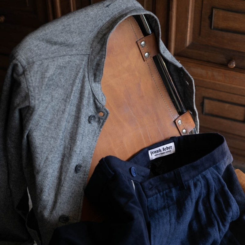 Frank LederのVintage Fabric Edition Trouserの36M