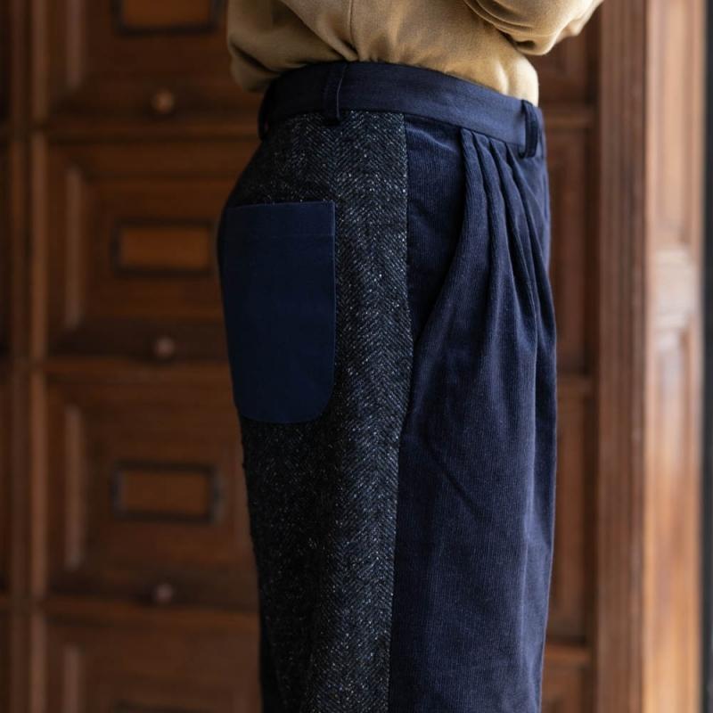 フランクリーダーのVintage Fabric Edition Trouserの36M