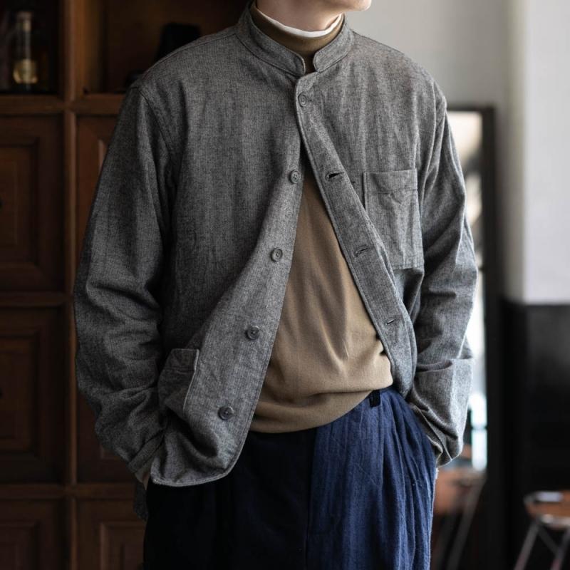 エンジニアドガーメンツのシャツジャケットのDayton Shirt