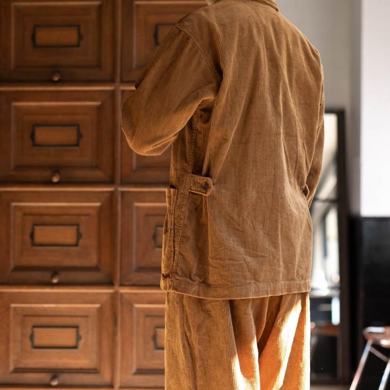 エンジニアドガーメンツのコーデュロイロイタージャケットの通販