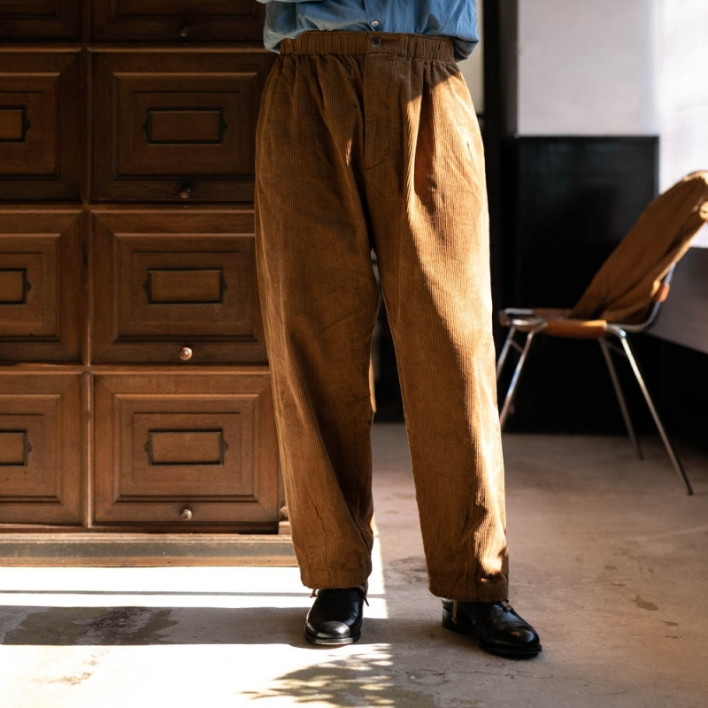 ENGINEERED GARMENTSのBALLOON PANT – 8W CORDUROYのChestnut