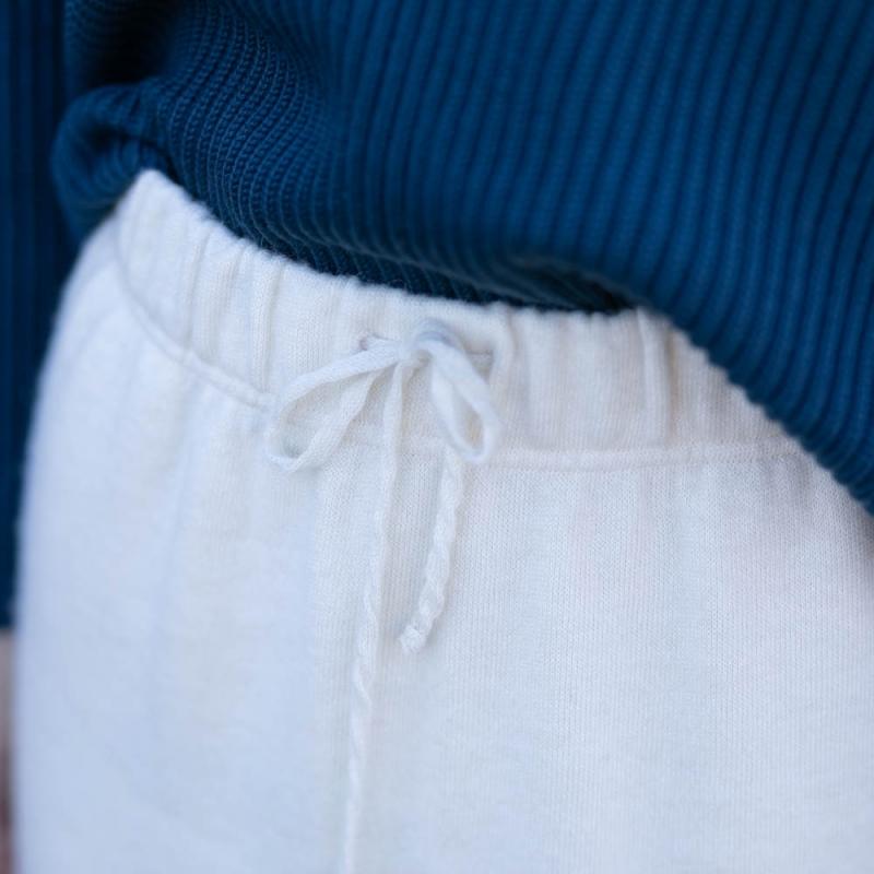フィルメランジェの表アルパカ吊裏毛スカート アラベラのNaturalの通販