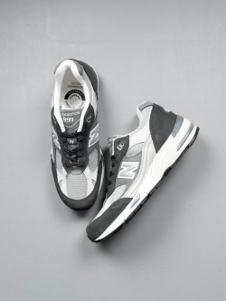 NEW BALANCE | M991XG Grey 【MADE IN ENGLAND】の商品画像