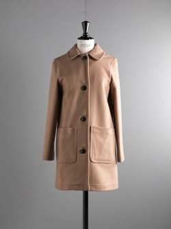 CASUAL OVERCOAT 6044BM Camel