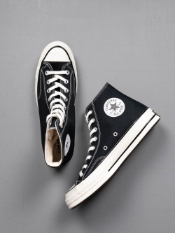 CONVERSE | CHUCK TAYLOR ALL STAR '70 HIGH TOP Black CT70 HI チャックテーラー ハイカットの商品画像