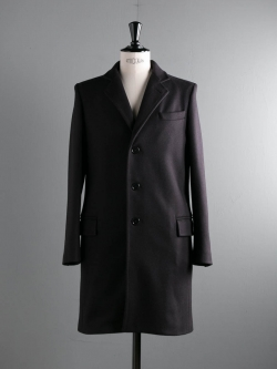 CHESTERFIELD COAT 3583MM Black