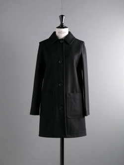 CASUAL OVERCOAT 6044BM Black