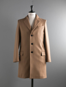 CHESTERFIELD COAT 3583MM Tan