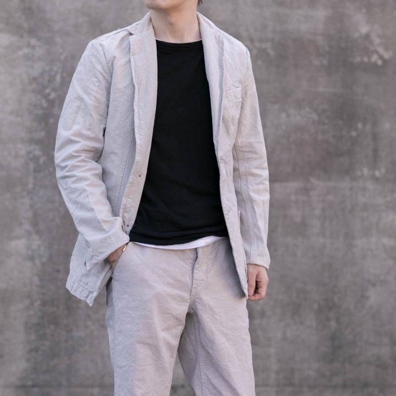 タピアロサンゼルスのARMY DUCKS 10OZ Garment Dyedセットアップの通販