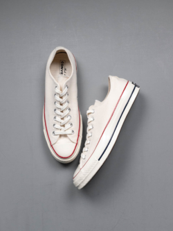 CONVERSE | CHUCK TAYLOR ALL STAR '70 LOW TOP Parchment CT70 OX チャックテーラー ローカットの商品画像