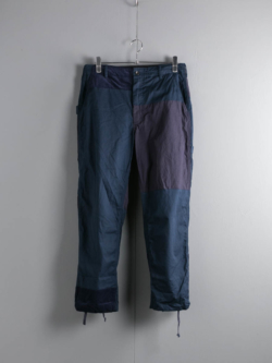 PAINTER PANT - 6.5OZ FLAT TWILL Navy