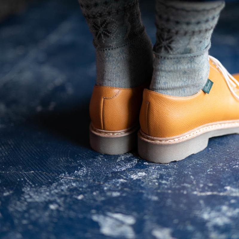 パラブーツのレディース用革靴 VELEYのMANGOの取り扱い