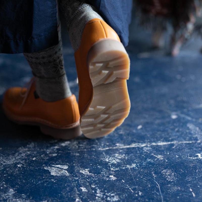PARABOOTのレディース用革靴 VELEYのMANGOの取り扱い
