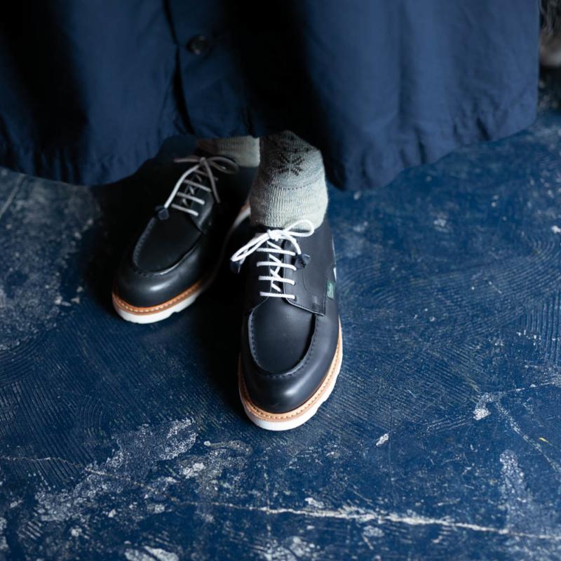 PARABOOTのレディース用革靴 CHAMBORDのNavyの通販