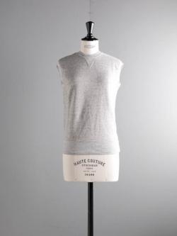 FilMelange | CADY Melange エアリネン裏毛フレンチスリーブスウェット キャディの商品画像