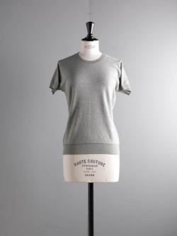 GICIPI | 1916P Nat/Bottiglia 鹿の子クルーネックTシャツの商品画像