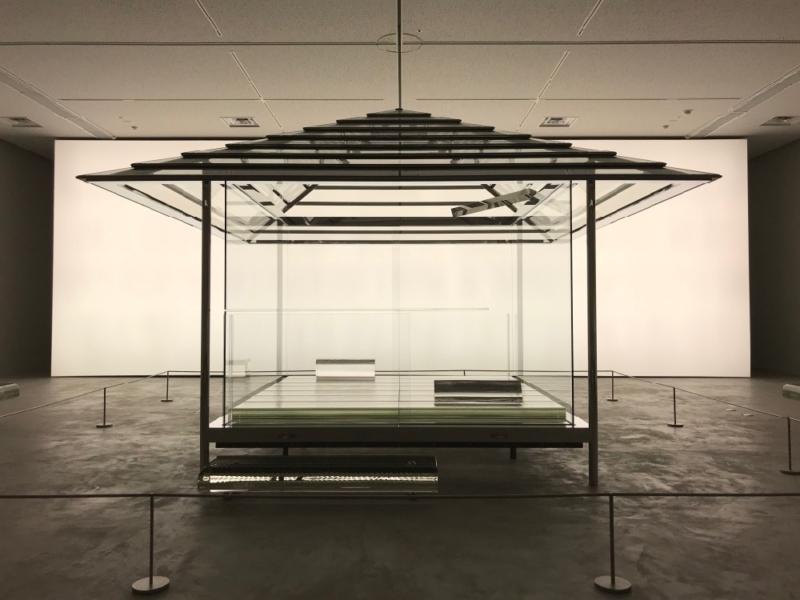 YOSHIOKA TOKUJIN ガラスの茶室 - 光庵 佐賀県立美術館