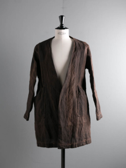 NEW SHOP COAT Brown