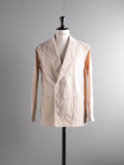 ENGINEERED GARMENTS | DLS JACKET – SEERSUCKER ST. Beige DLSジャケットの商品画像