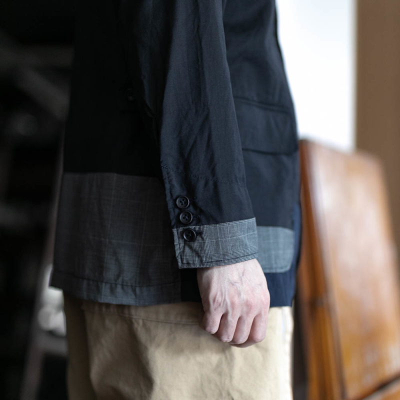 Engineered Garments 2019ss LOITER JACKETのDk.Navy取り扱い