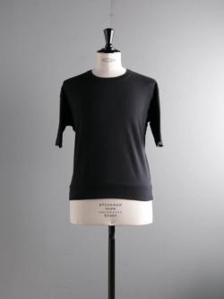 GICIPI | 1902P Nero リブ編みリラックスフィットTシャツの商品画像