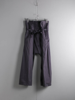 ENGINEERED GARMENTS | FISHERMAN PANT – HIGH COUNT TWILL Dk. Navy フィッシャーマンパンツの商品画像