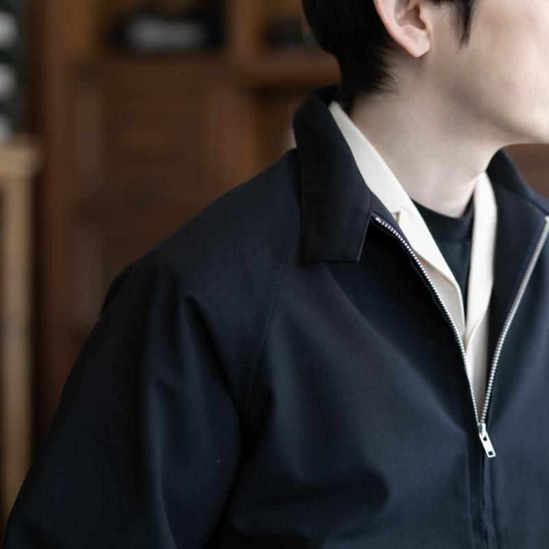 サンリミット トロピカルウールハリントンジャケットの通販取り扱い