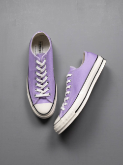 CHUCK TAYLOR ALL STAR '70 LOW TOP Washed Lilac
