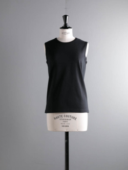 BATONER | BN-19SL-037 Black パックノースリーブTシャツ(FATHER)の商品画像